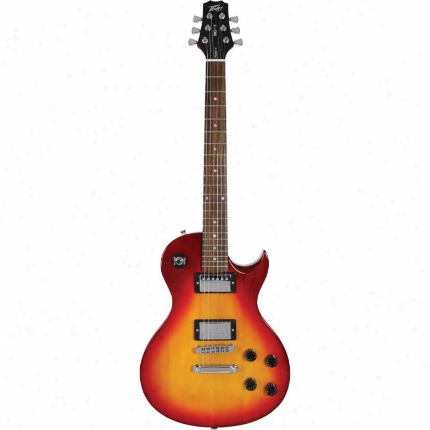 Peavey Sc-1 Electric Guitar - Cherry Burdt