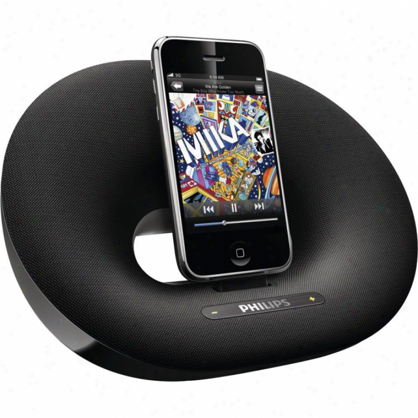 Philips Fidelio Docking Speaker For Ipod &amp; Iphone - Ds3010