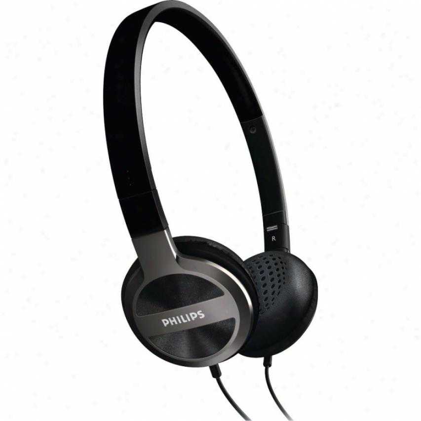 Phikips Foldable Headband Headphones