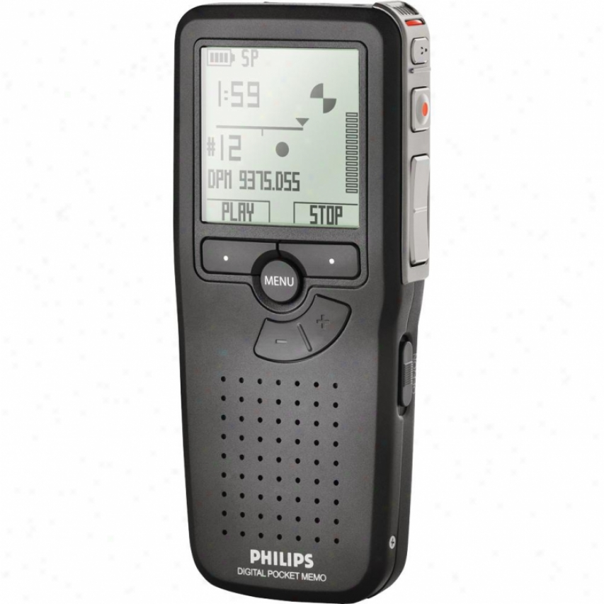 Philis Lfh9375 Professional Pocket Digital Recorder