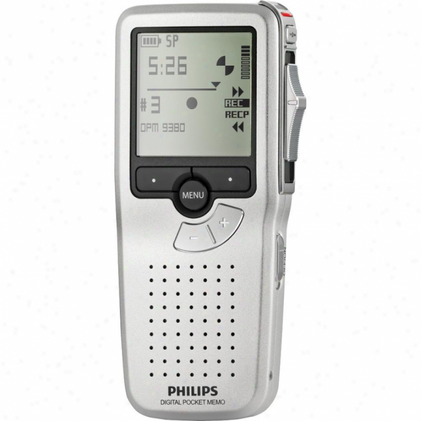 Philips Lfh9380/27 Professional Endure Memo Digital Prescription Recorder