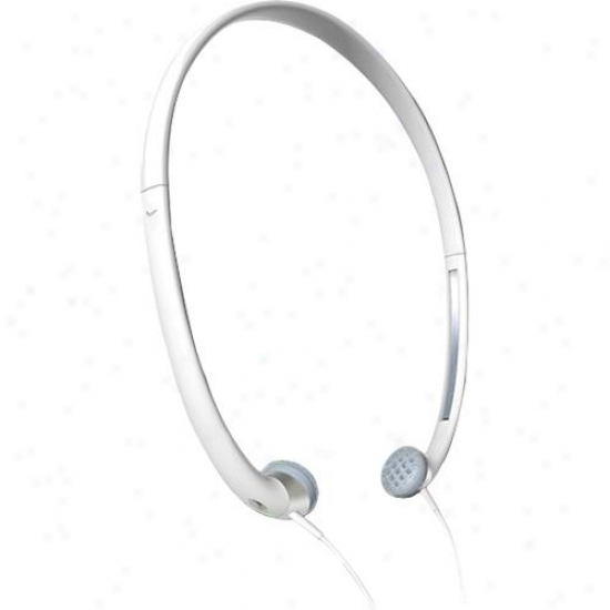 Philips Motion Headband Headphones Wht