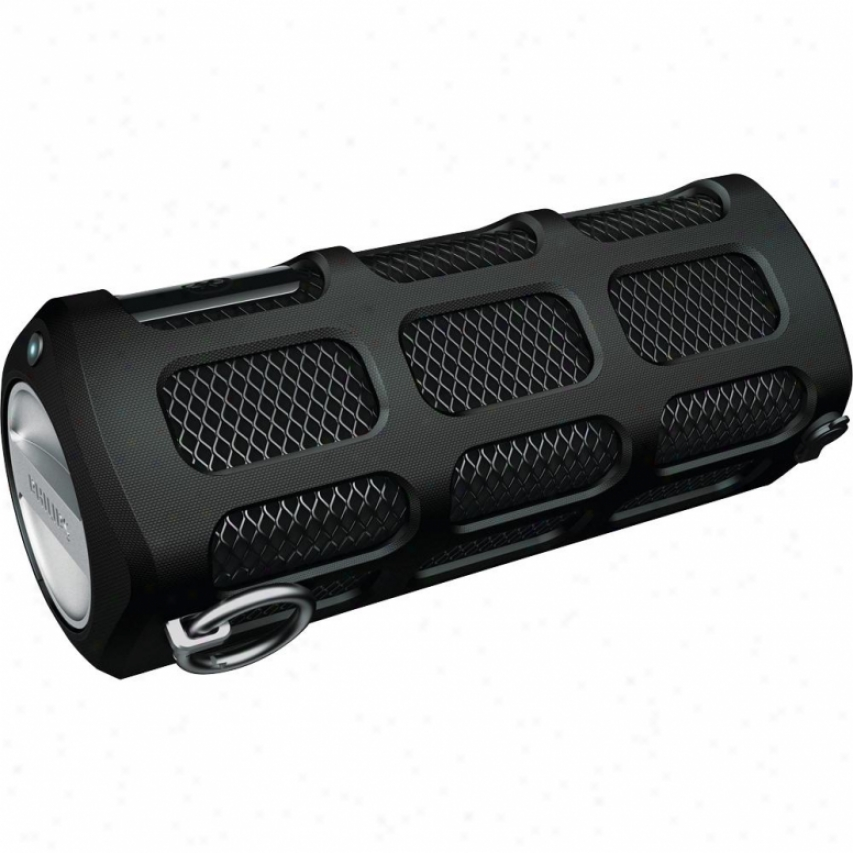 Philips Sgoqbox Universal Bluetooth Portable Speaker Sb7200 Black