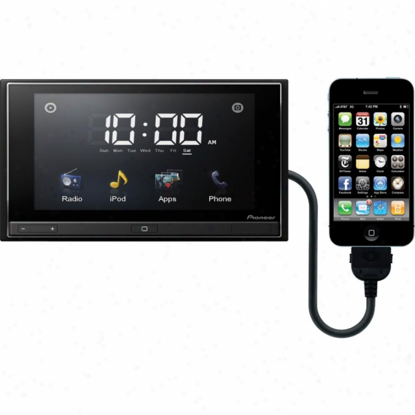 "Pioneer Appradio Sph-d0a2 Upon 6.1"" Multi-touch Screen"