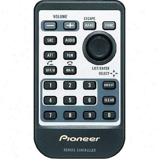 Pioneer Remote Avhp5700 N3 N2 N1 D2 D1