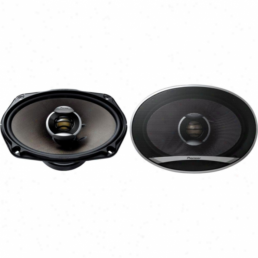 "Pioneer Ts-d6902r 6"" X 9"" 2-way Car Speakers"