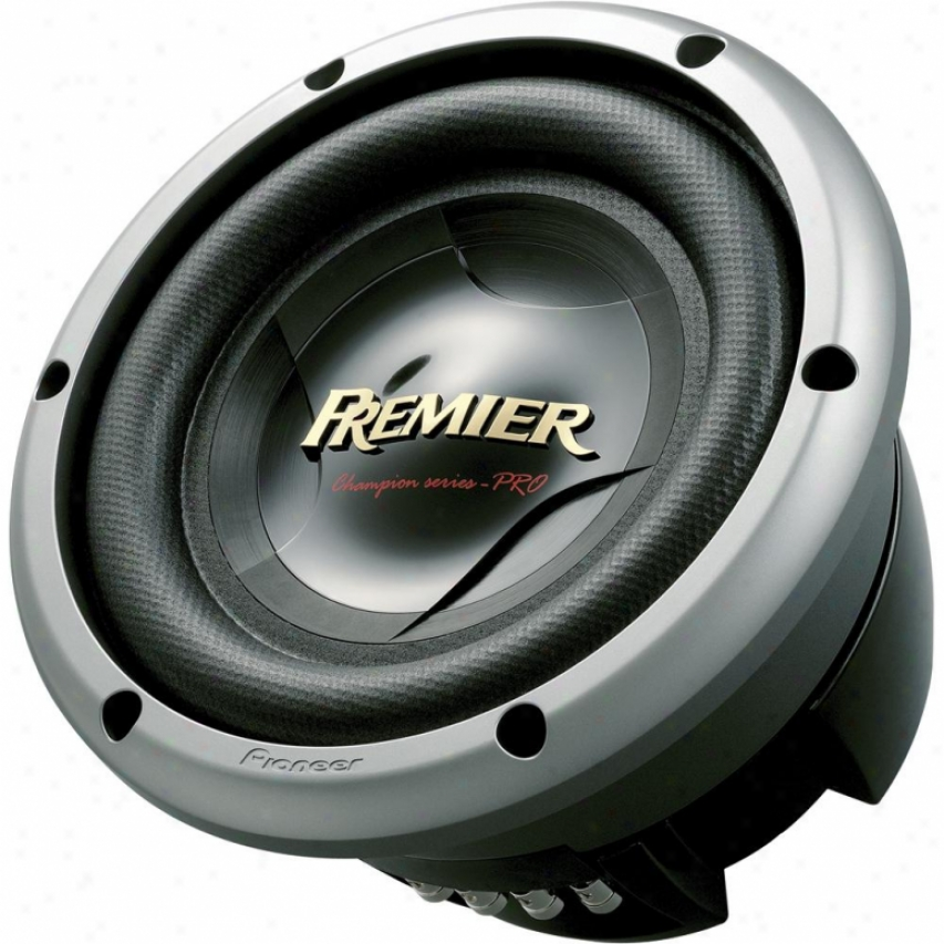 "Pioneer Ts-w2502d2 10"" Champion Series Pro Subwoofer"
