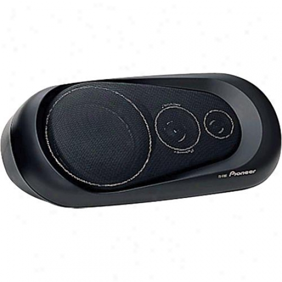 Pioneer Ts-x150 3-way Surfac eMount Car Speakers