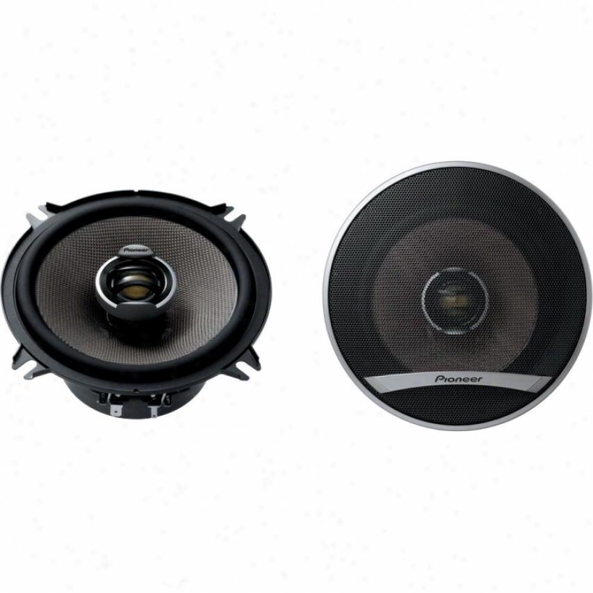 """Pioneer Tsd1-302r 5-1/4"""" 2-way Car Speakers"""