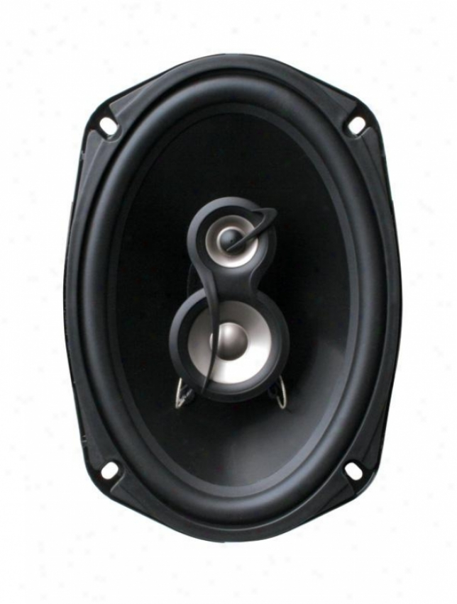 Planet Audio 6 X 9 3-way Speaker System
