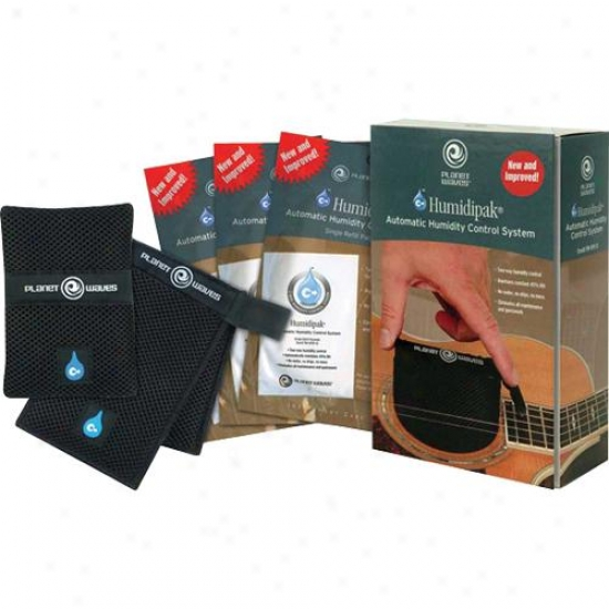 Planet Waves Hpk-01 Humidipak Humidity Control System For Acoustic Guitar