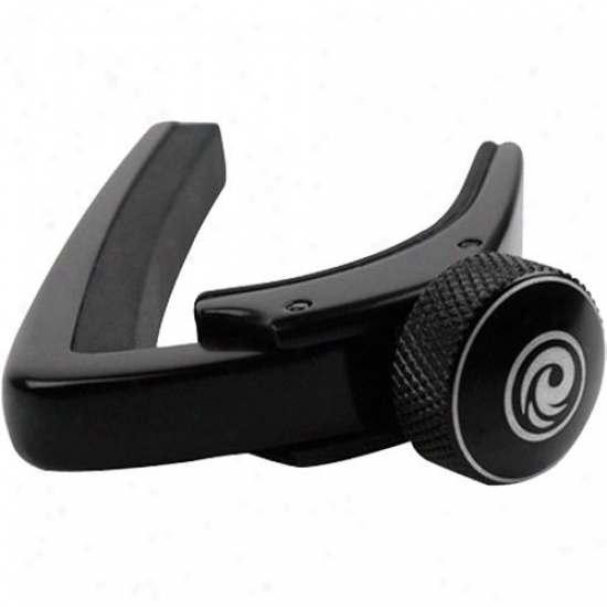 Planet Waves Pw-cp-02 Ns Capo - Black