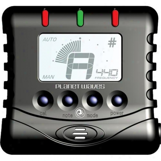 Planet Waves Pw-ct-09 Universal Chromatic Ii Tuner
