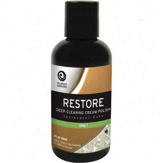 Planet Waves Pw-pl-01 Restore - Deep Cleaning Cream Polish