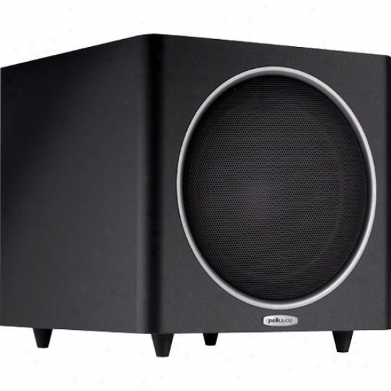 Polk Audio 10-inch Powered Subwoofer Psw110 - Dismal