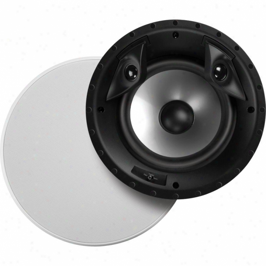 Polk Audio 8-inch Two-way Surround In Ceiling Rt Series Chairman - 80f/x-rt