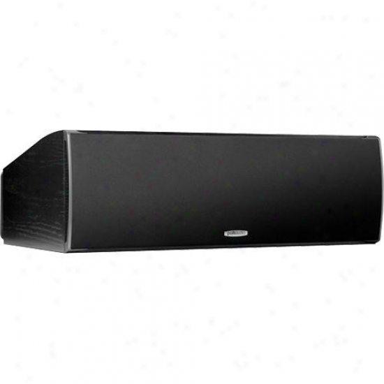 Polk Audio Csi-a6 High-performance Center Channel Loudspeaker - Black