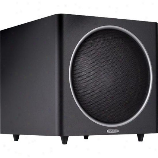 Polk Audio Psw125 12-inch Powered Subwoofer - Black
