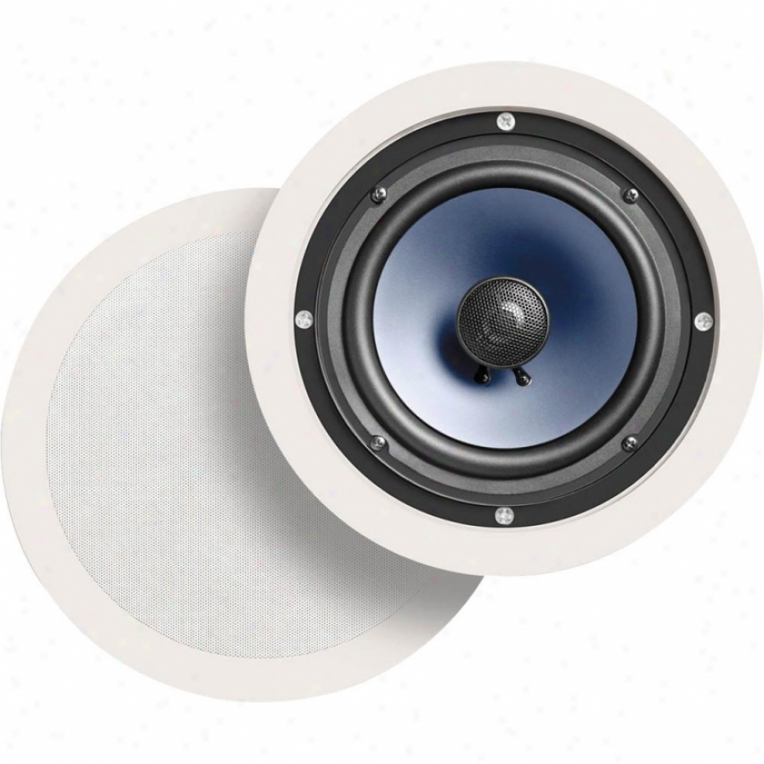 Polk Audio Rc60i In-wall Speakers ( Pair ) - White