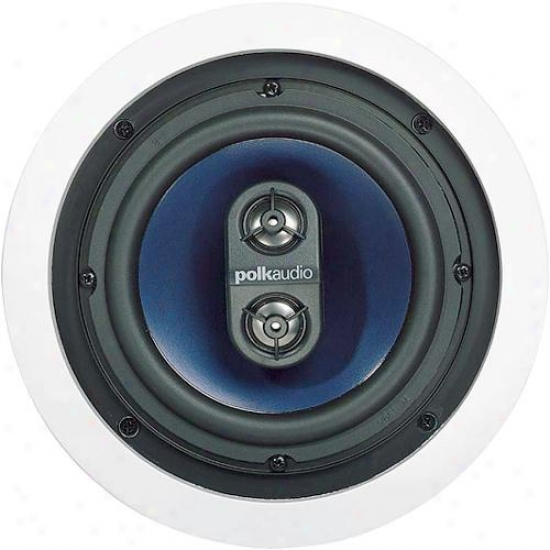 Polk Audio Rci6s In Ceiling Speaker