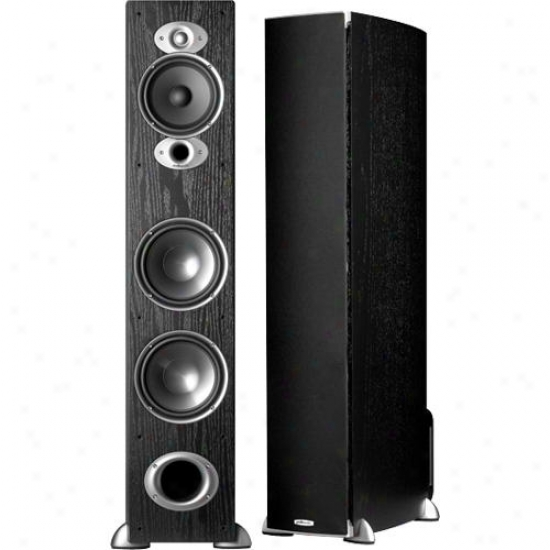 Polk Audio Rti A7 High Performance Freestanding Loudspeaker ( Each ) - Black