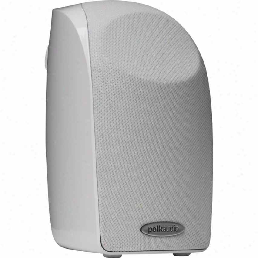 Polk Audio Tl1 High Performace Satellite Speaker - White