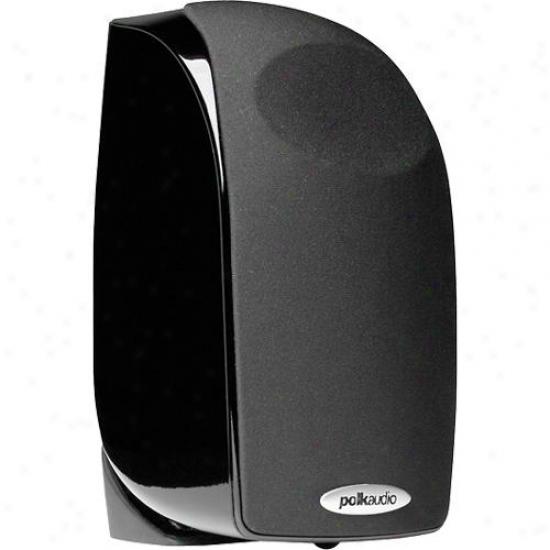 Polk Audii Tl2 High Performance Satellite Speaker - Black