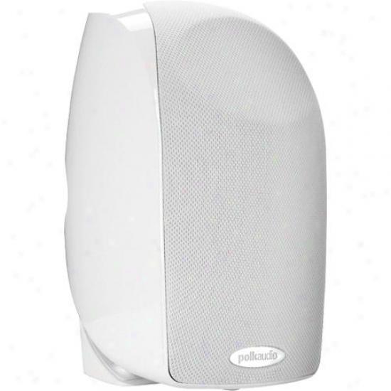 Polk Audio Tl2 Great Performance Satellite Speaker - White