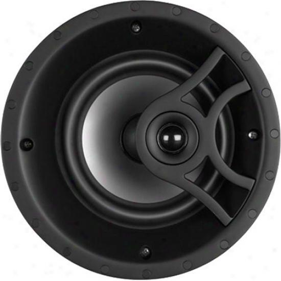 Polk Audio Two-way Vanishing Rt Series In Ceiling Speaker - 620-rt