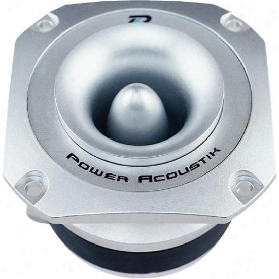 Power Acoustik Horn Tweeter 200 Watts