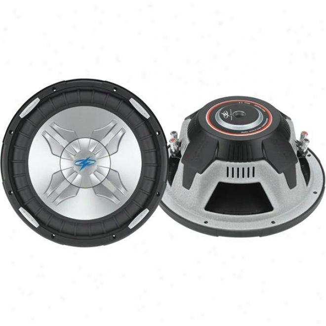 Power Acoustik P1-15w Susceptibility 1 Series 15 Inch 1000-watt Subwoofer