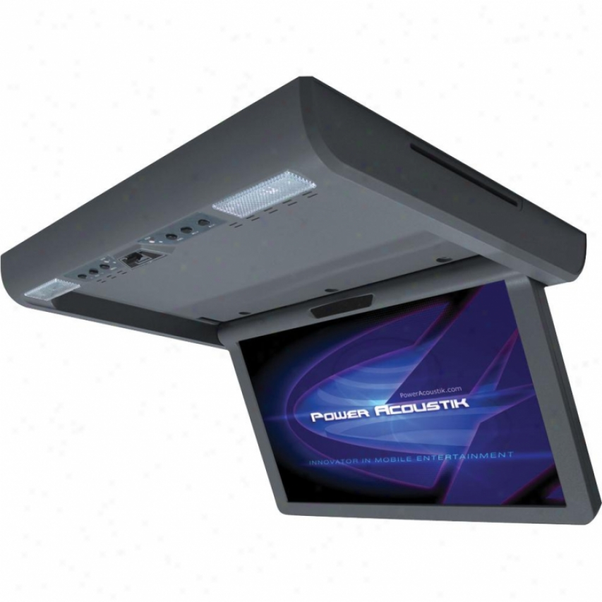 "Power Acoustik Pa 15.6"" Lcd Ceiling Mount Dvd Combo"