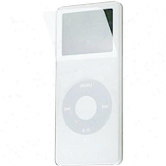 Power Support Crystal Film Set In spite of Ipod 1st Generation Nano - Na-01