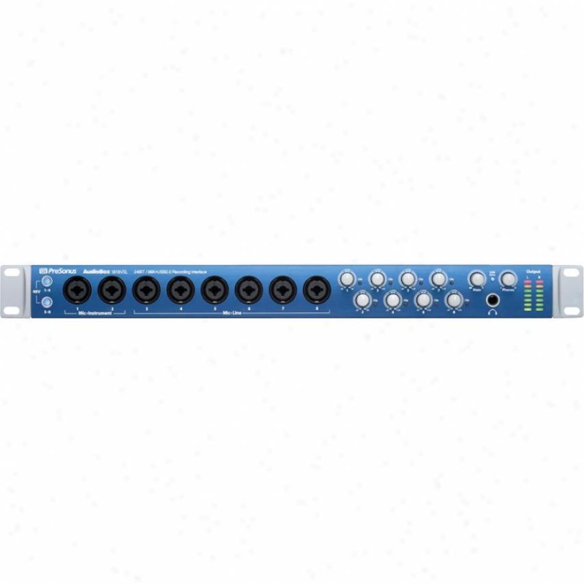 Presonus Audiobox 181vsl Advanced 18x18 Usb 2.0 Recording System