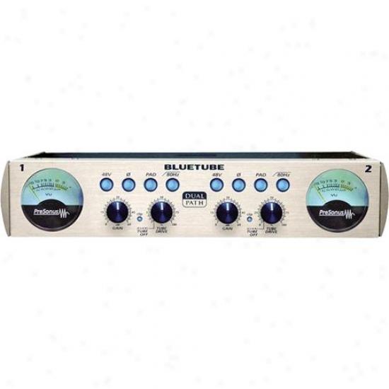 Presonus Bluetube Dp Stereo Tube Microphone Preamp