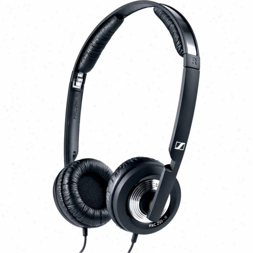 Pxc250-ii Travel Size Active Noise Cancelling Headphone
