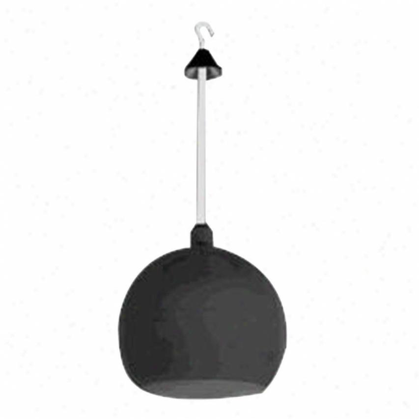 Pyle 100 Watts 6.5'' Ceiling Hanging Mount Ball Speaker (black Color)