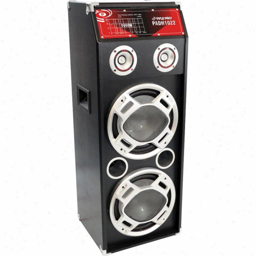 Pyle 1000-watt Discourser System W/ Built-in Flashing Lighting