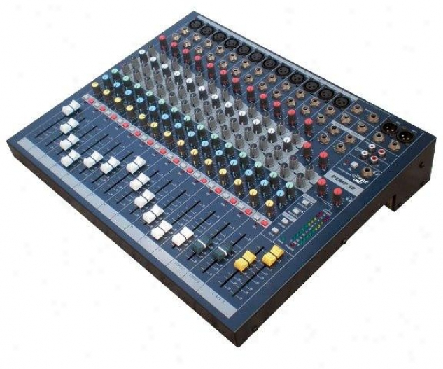 Pyle 12 Channel Console Stereo Moxer Pemp12