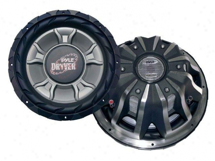 Pyle 12'' 3200 Watt Dvc Subwooffer