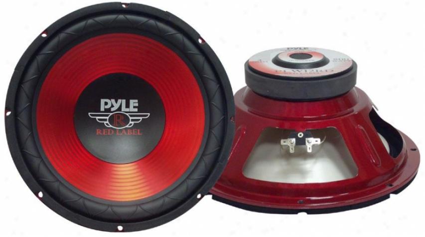 Pyle 12'' 800 Watt Subwoofer