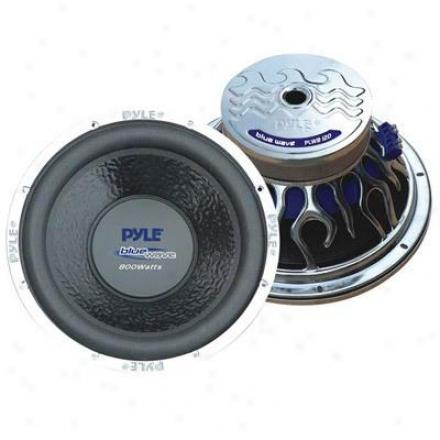 Pyle 12&suot; 8 Ohm Blue Wave Woofer