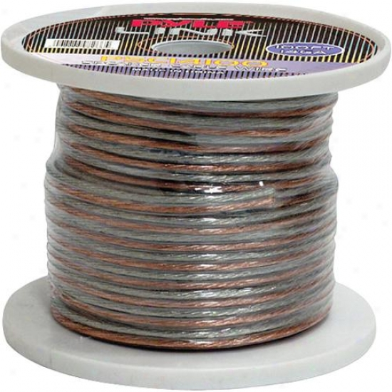Pyle 14 Awg 100 Foot Spool High Qual.spk