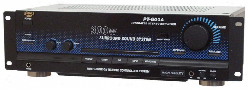 Pyle 300w Stereo Receiver / Amplifier