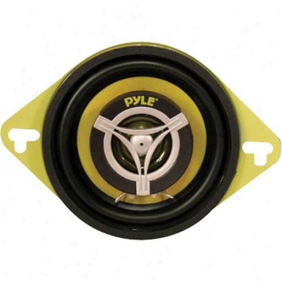 Pyle 3.5'' 120 Watt Two-ay Speakers