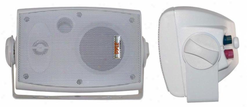Pyle 3.5'' 200 Watt Two Way Sealed Speaker System