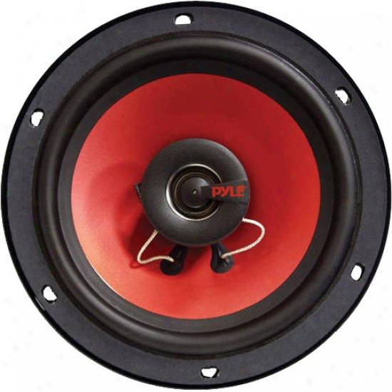 Pyle 6.5'' 200 Watt Two-way Speakers