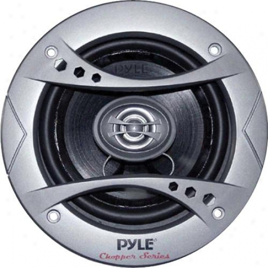 Pyle 6.5'' 240 Watt 2-way Speaker System