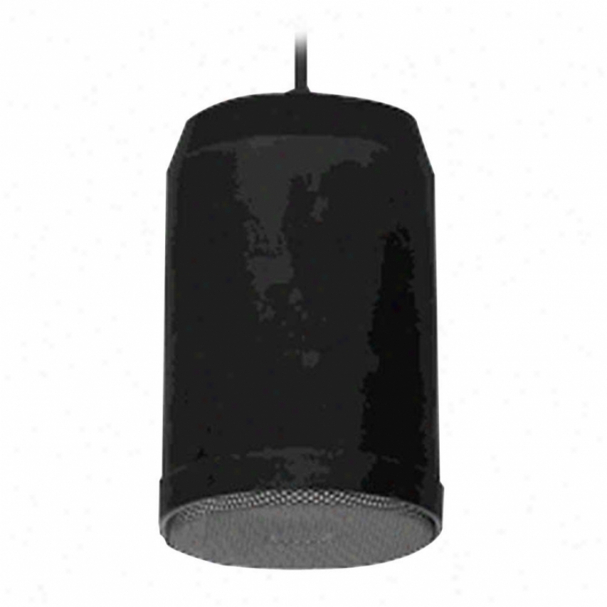 Pyle 6.5'' 40 Watts 70v Ceiling Hangin Pendent Speaker With 70v, Transformer (b