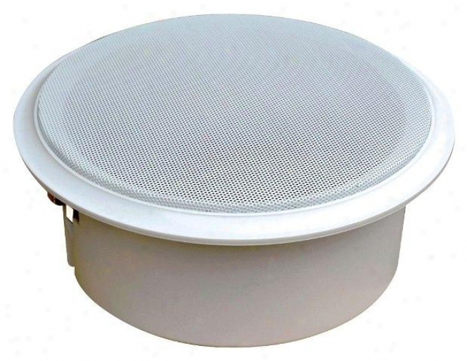 Pyle 8'' Full Range Speaker Flush Mount Encolsure Scheme